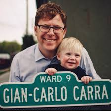 MAY 2014 MESSAGE FROM WARD 9 COUNCILLOR GIAN-CARLO CARRA
