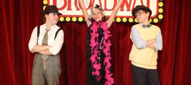 Tuxedo Park's Broadway Kids Drama Program